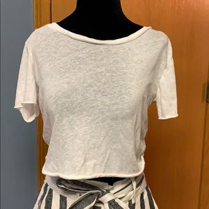 Project Social T Cropped T-Shirt